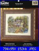 Bucilla - Schemi e link-bucilla-43741-victorian-house-pic-jpg