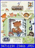 DMC Woodland Folk - schemi e link-bl865-65-jpg