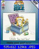 Heritage - Cats Rule - Peter Underhill - schemi e link-heritage-cats-rule-peter-underhill-little-sew-sew-jpg