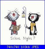 Heritage - Cats Rule - Peter Underhill - schemi e link-heritage-cats-rule-peter-underhill-silent-night-jpg