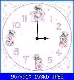 Anchor - Tatty Teddy - Schemi e link-anchor-tt215-tatty-teddy-clock-jpg
