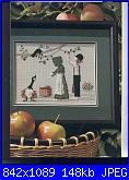 Diane Graebner - l'artista degli Amish - schemi e link-4-jpg