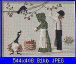Diane Graebner - l'artista degli Amish - schemi e link-5-jpg