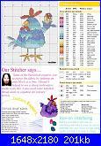 Margaret Sherry - schemi e link-chickens-2-jpg