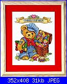 Design Works - Schemi e link-design-works-9647-teddy-bear-jpg