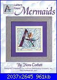 Mirabilia -  Nora Corbett - schemi e link-letters-mermaids-jpg