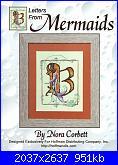 Mirabilia -  Nora Corbett - schemi e link-letters-mermaids-b-jpg
