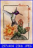 Crossed Wing Collection - schemi e link-crossed-wing-collection-hummingbird-2001-costa%60s-hummingbird-jpg