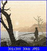 Heritage - Silhouettes - schemi e link-psgf332-gone-fishing-jpg