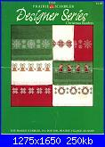The Prairie Schooler - schemi e link-prairie-schooler-designer-series-christmas-borders-jpg