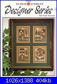 The Prairie Schooler - schemi e link-prairie-schooler-designer-series-four-seasons-jpg