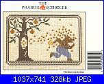 The Prairie Schooler - schemi e link-prairie-schooler-bear-bees-jpg