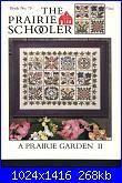 The Prairie Schooler - schemi e link-prairie-schooler-75-prairie-garden-ii-jpg