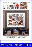 The Prairie Schooler - schemi e link-prairie-schooler-79-christmas-village-jpg