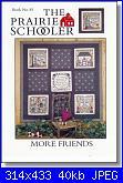 The Prairie Schooler - schemi e link-prairie-schooler-85-more-friends-jpg