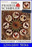 The Prairie Schooler - schemi e link-prairie-schooler-94-barnyard-christmas-jpg