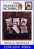 The Prairie Schooler - schemi e link-prairie-schooler-115-pins-needles-jpg