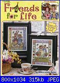 Leisure Arts - schemi e link-leisure-arts-debra-jordan-frends-life-feb-2004-jpg