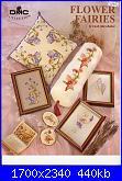DMC - The Flower Fairies (Cicely Mary Barker) - schemi e link-00_copertina-fronte-jpg