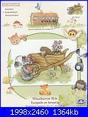 DMC Woodland Folk - schemi e link-dmc-bl1032-65-wheelbarrow-jpg