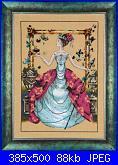 Mirabilia -  Nora Corbett - schemi e link-queen-mariposa-jpg