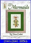 Mirabilia -  Nora Corbett - schemi e link-letters-mermaids-i-jpg