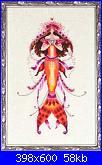 Mirabilia -  Nora Corbett - schemi e link-nc191-ophelias-pearl-jpg