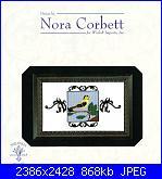 Mirabilia -  Nora Corbett - schemi e link-nc184-goldfinch-jpg