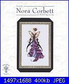 Mirabilia -  Nora Corbett - schemi e link-nc225-snapdragon-jpg