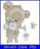 Svetlana Sichkar schemi e link-teddy-bear-flower-jpg