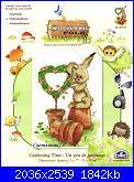 DMC Woodland Folk - schemi e link-cover-jpg