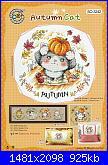SODA - Giapponesi-Coreani: gruppi, sampler, animali... - schemi e link-so-3242-autumn-cat-jpg
