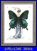 Mirabilia -  Nora Corbett - schemi e link-nc243-miss-black-swallowtail-jpg