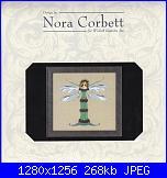 Mirabilia -  Nora Corbett - schemi e link-nc257-miss-dragonfly-jpg