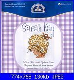 Sarah Kay - schemi e link-dmc-bl-992-b-sarah-3-jpg