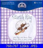 Sarah Kay - schemi e link-dmc-bl-992-d-sarah-3-jpg