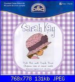 Sarah Kay - schemi e link-dmc-bl-992-e-sarah-3-jpg