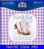 Sarah Kay - schemi e link-dmc-bl-992-f-sarah-3-jpg