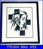 Religiosi: Madonne, Gesù, Immagini sacre- schemi e link-mulher-cruz-jpg