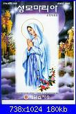 Religiosi: Madonne, Gesù, Immagini sacre- schemi e link-madonna_azzurra_09-jpg