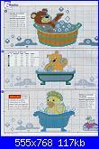 Bordi per bambini (lenzuolini ed altro) schemi e link-asciugamani-con-animaletti-tenuta-da-bagno-3-jpg