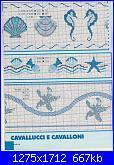 Bordi per bambini (lenzuolini ed altro) schemi e link-asciugamani-con-conchiglie-e-soggetti-marini-4-jpg