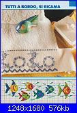 Bordi per bambini (lenzuolini ed altro) schemi e link-asciugamani-con-conchiglie-e-soggetti-marini-3-jpg