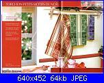 Idee Natalizie per decorare  la casa...- schemi e link-s2-jpg