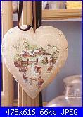 Idee Natalizie per decorare  la casa...- schemi e link-cc-jpg