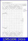Idee Natalizie per decorare  la casa...- schemi e link-runner-03-jpg