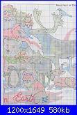 NATALE: I sottoalbero - schemi e link-8565-santas-wildlife-tree-skirt-5-jpg
