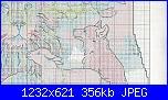 NATALE: I sottoalbero - schemi e link-8566-santas-wildlife-stocking-6-jpg