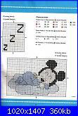 Bordi per bambini (lenzuolini ed altro) schemi e link-nuvole-6-jpg