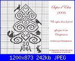 NATALE: Gli alberi di Natale - schemi e link-elisapassionssapin2006-jpg